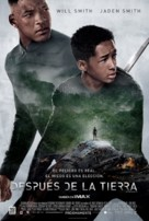 After Earth - Colombian Movie Poster (xs thumbnail)