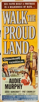 Walk the Proud Land - Movie Poster (xs thumbnail)