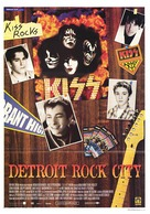 Detroit Rock City - Italian Movie Poster (xs thumbnail)