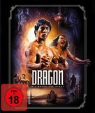 Dragon: The Bruce Lee Story - German Movie Cover (xs thumbnail)