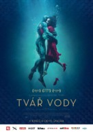 The Shape of Water - Czech Movie Poster (xs thumbnail)