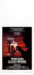 Body Double - Italian Movie Poster (xs thumbnail)