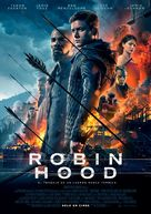 Robin Hood - Colombian Movie Poster (xs thumbnail)