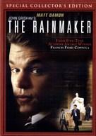 The Rainmaker - DVD cover (xs thumbnail)