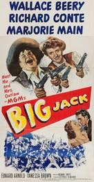 Big Jack - Movie Poster (xs thumbnail)