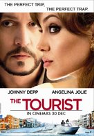The Tourist - Malaysian Movie Poster (xs thumbnail)