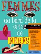 Mujeres Al Borde De Un Ataque De Nervios - French Re-release movie poster (xs thumbnail)