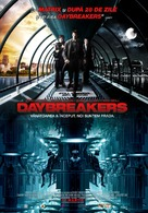 Daybreakers - Romanian Movie Poster (xs thumbnail)