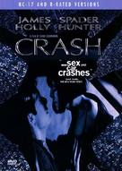 Crash - DVD cover (xs thumbnail)