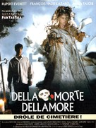 Dellamorte Dellamore - French Movie Poster (xs thumbnail)