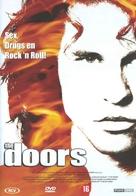 The Doors - Dutch DVD cover (xs thumbnail)