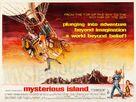 Mysterious Island - British Movie Poster (xs thumbnail)