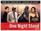 One Night Stand - British Movie Poster (xs thumbnail)