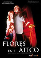 Flowers in the Attic - Spanish DVD cover (xs thumbnail)