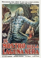 Creature from the Black Lagoon - Italian Theatrical poster (xs thumbnail)