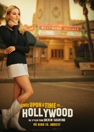 Once Upon a Time in Hollywood - Norwegian Movie Poster (xs thumbnail)