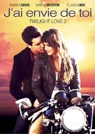 Tengo ganas de ti - French DVD movie cover (xs thumbnail)