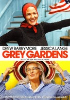 Grey Gardens - Czech Movie Cover (xs thumbnail)