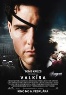 Valkyrie - Latvian Movie Poster (xs thumbnail)