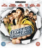 Jay And Silent Bob Strike Back - British Blu-Ray movie cover (xs thumbnail)