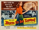 Born to Be Loved - Movie Poster (xs thumbnail)