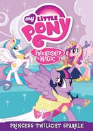 """""""My Little Pony: Friendship Is Magic"""" - Movie Cover (xs thumbnail)"""