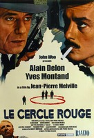Le cercle rouge - Movie Poster (xs thumbnail)