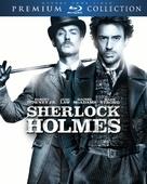 Sherlock Holmes - Blu-Ray movie cover (xs thumbnail)