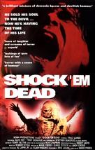 Shock 'Em Dead - British Movie Poster (xs thumbnail)