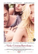 Vicky Cristina Barcelona - Czech Movie Poster (xs thumbnail)