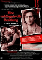 Backfire - German Movie Poster (xs thumbnail)