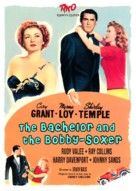 The Bachelor and the Bobby-Soxer - British Movie Poster (xs thumbnail)