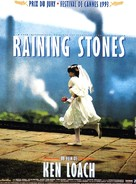 Raining Stones - French Movie Poster (xs thumbnail)