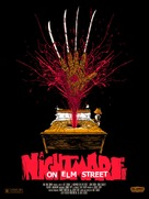 A Nightmare On Elm Street - Homage movie poster (xs thumbnail)