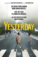 Yesterday - Brazilian Movie Poster (xs thumbnail)