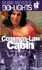 Common Law Cabin - VHS cover (xs thumbnail)