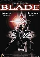 Blade - Italian Theatrical movie poster (xs thumbnail)