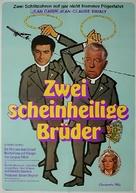 L'année sainte - German Movie Poster (xs thumbnail)