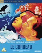 Le corbeau - British Movie Cover (xs thumbnail)