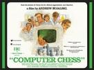 Computer Chess - British Movie Poster (xs thumbnail)