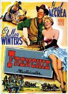 Frenchie - Belgian Movie Poster (xs thumbnail)