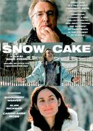 Snow Cake - DVD cover (xs thumbnail)