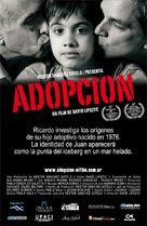 Adopción - Argentinian Movie Poster (xs thumbnail)