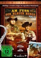 """Laramie"" - German DVD cover (xs thumbnail)"