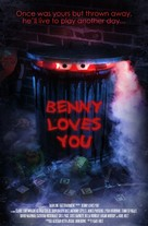Benny Loves You - British Movie Poster (xs thumbnail)