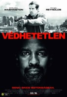 Safe House - Hungarian Movie Poster (xs thumbnail)