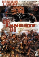 The Longest Day - German Movie Poster (xs thumbnail)