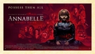 Annabelle Comes Home - Norwegian Movie Poster (xs thumbnail)