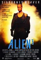 Alien 3 - Movie Poster (xs thumbnail)