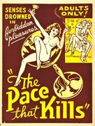 The Pace That Kills - Movie Poster (xs thumbnail)
